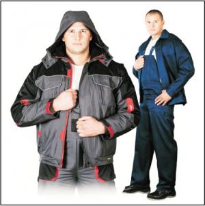 kombinezony, ubrania robocze
